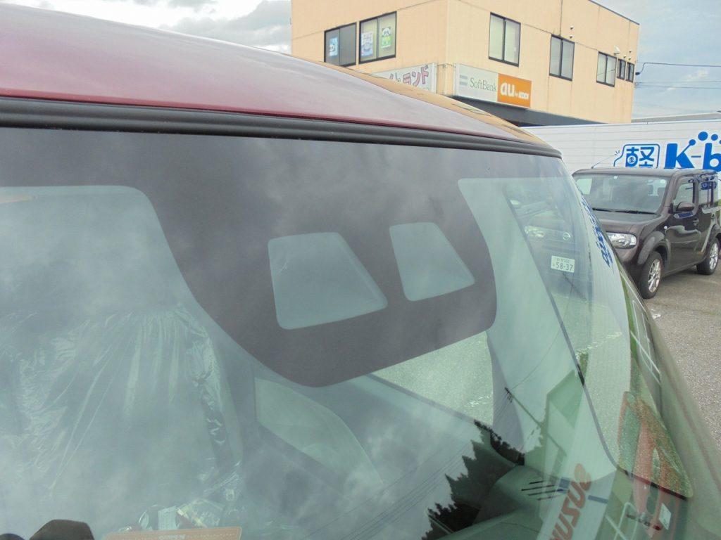 ■ダイハツの安全運転支援装備、スマートアシスト搭載のおクルマです