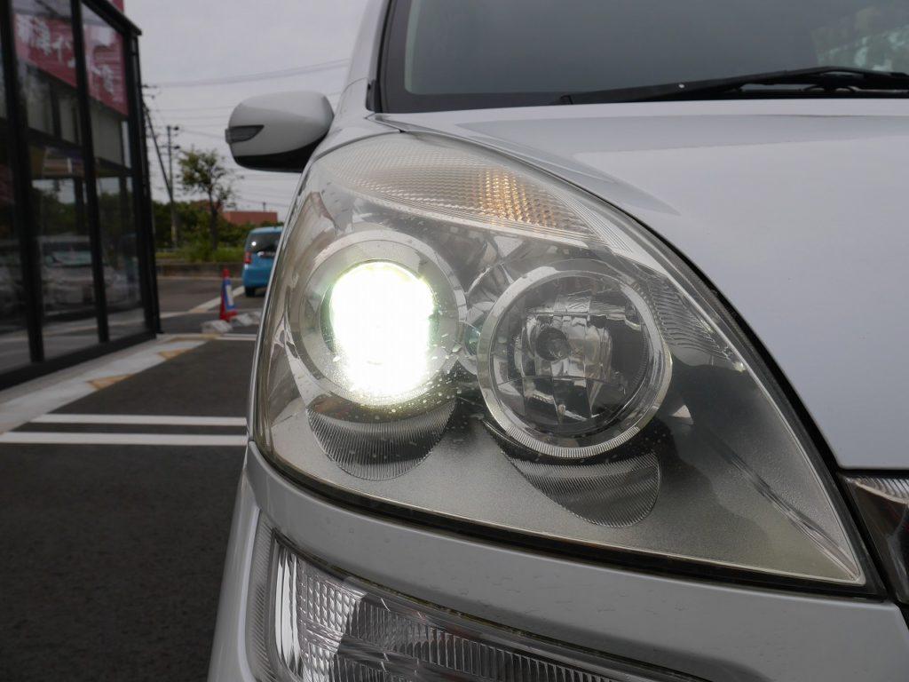 ■HIDヘッドライト