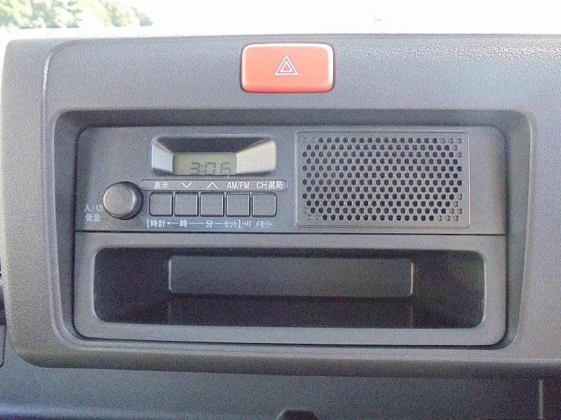 ■AM/FMラジオ