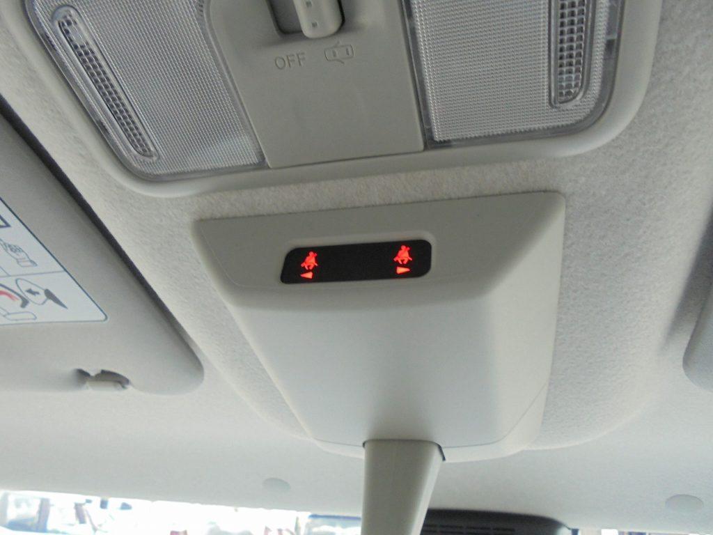 ■シートベルト警告灯