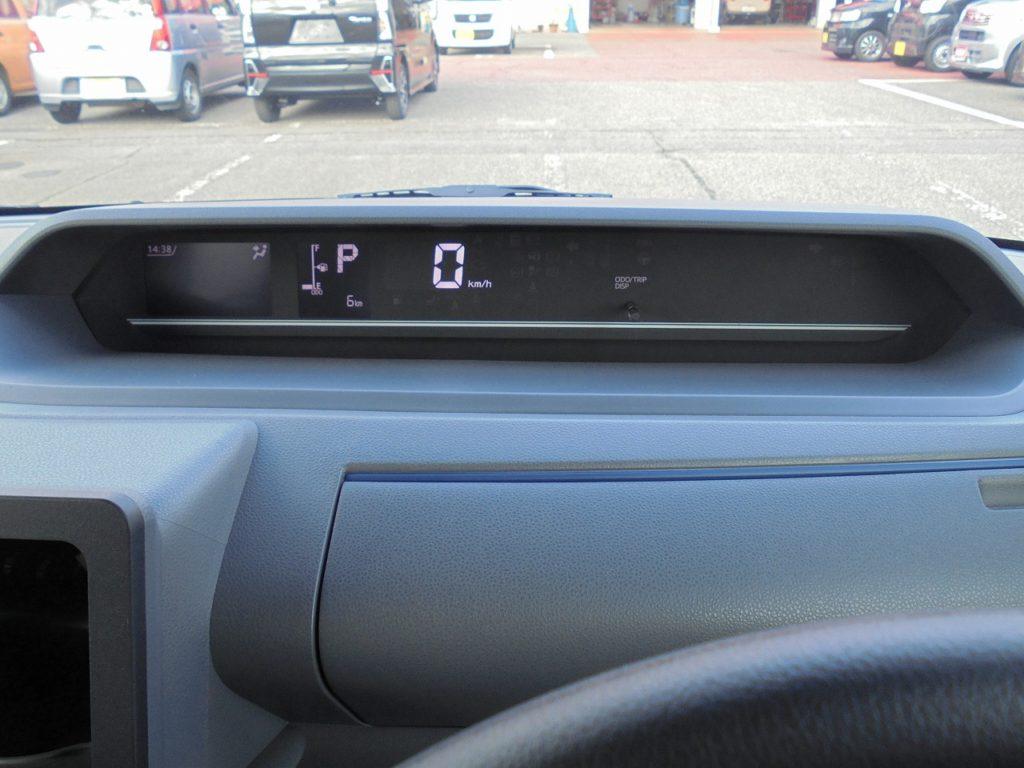 ■走行距離は撮影時点で6km! ほとんど走っていない届出済未使用車のおクルマです♪