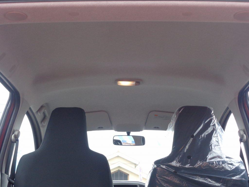 ■未使用車のため内装もキレイな状態です♪