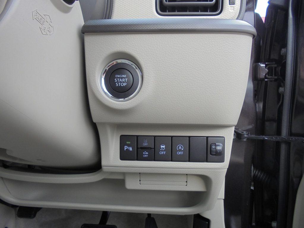 ■運転席各種スイッチ