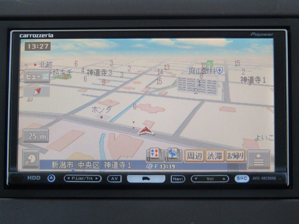 ■社外HDDナビ/フルセグTV