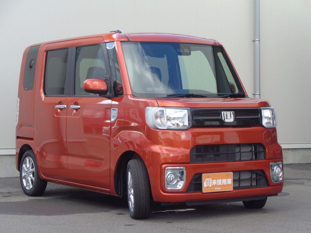 ■車体色:トニコオレンジメタリック